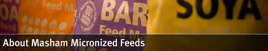 About Masham Micronized Feeds