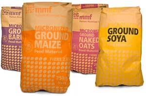 Ground Product Bags
